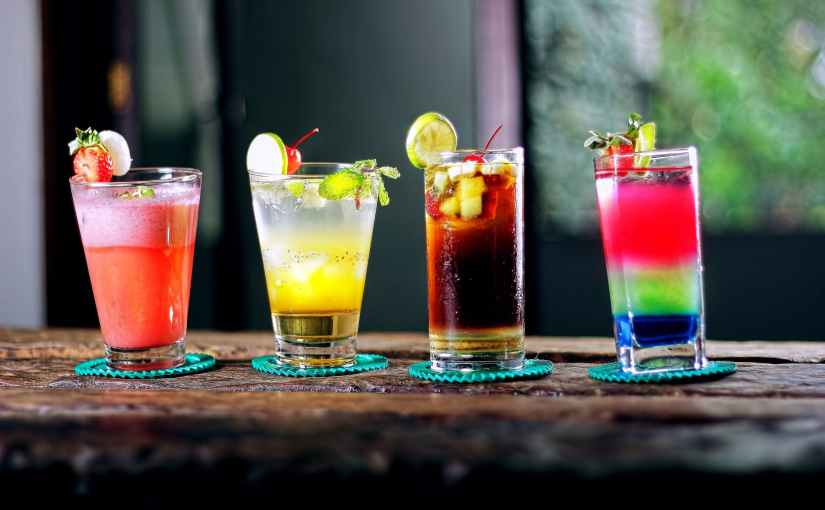 Cocktail Recipes: Girls Night In Style