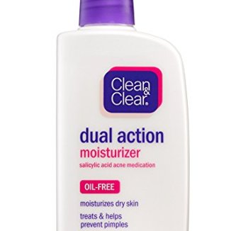 clean and clear moisturizer